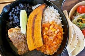 ארוחת קאסדו מסורתית